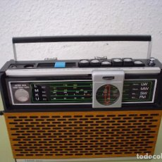 Radios antiguas: RADIO TAIGA DE LUXE MODELO 7528. Lote 80669386