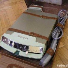 Radios antiguas: DICTAFONO OLYMPIA MADE IN GERMANY EN SU MALETIN - GRABADORA. Lote 80733418