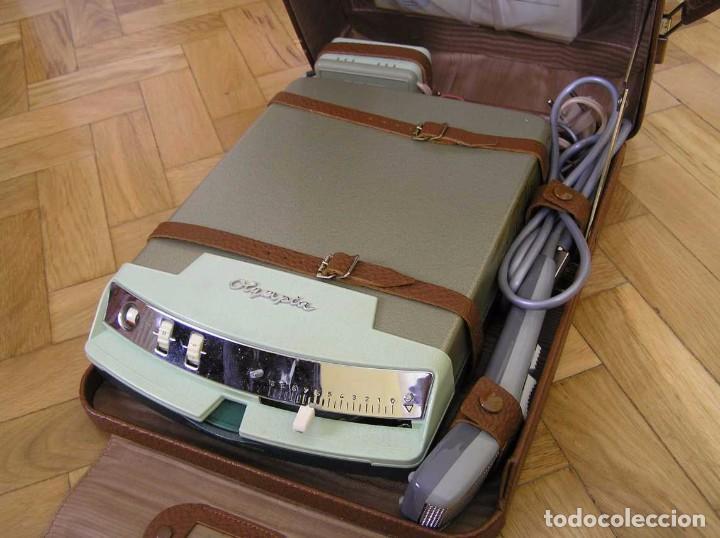 Radios antiguas: DICTAFONO OLYMPIA MADE IN GERMANY EN SU MALETIN - GRABADORA - Foto 11 - 80733418