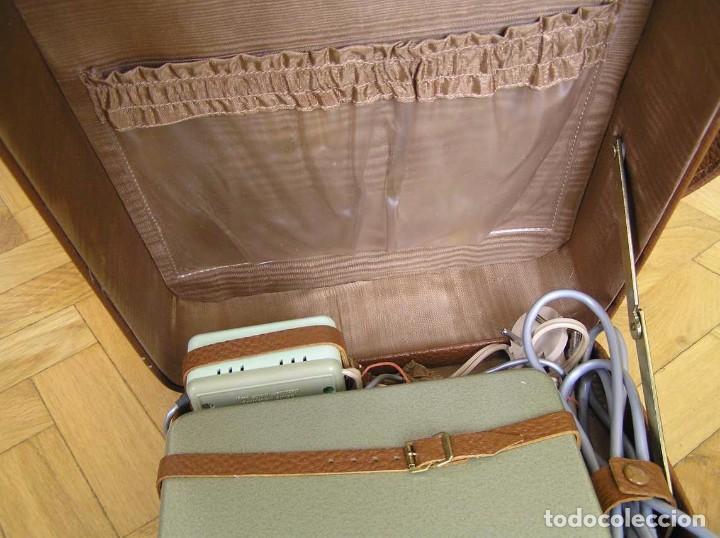 Radios antiguas: DICTAFONO OLYMPIA MADE IN GERMANY EN SU MALETIN - GRABADORA - Foto 30 - 80733418