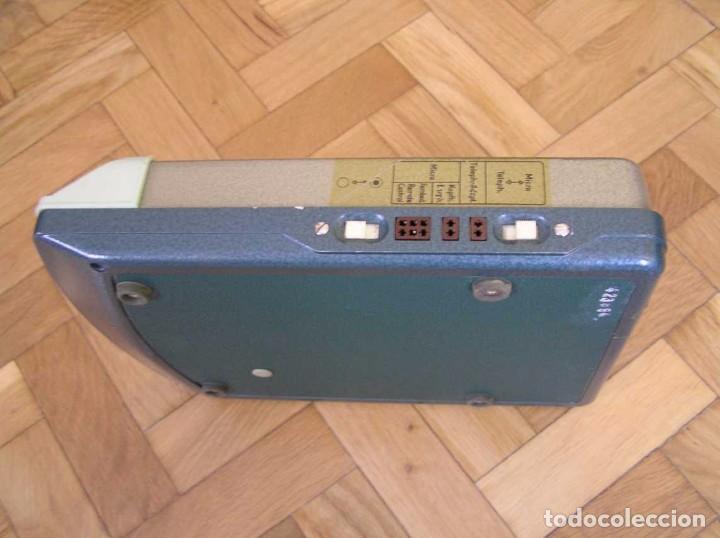 Radios antiguas: DICTAFONO OLYMPIA MADE IN GERMANY EN SU MALETIN - GRABADORA - Foto 45 - 80733418