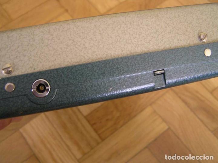 Radios antiguas: DICTAFONO OLYMPIA MADE IN GERMANY EN SU MALETIN - GRABADORA - Foto 46 - 80733418