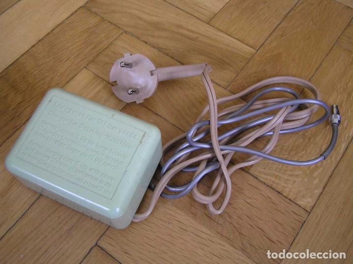 Radios antiguas: DICTAFONO OLYMPIA MADE IN GERMANY EN SU MALETIN - GRABADORA - Foto 58 - 80733418