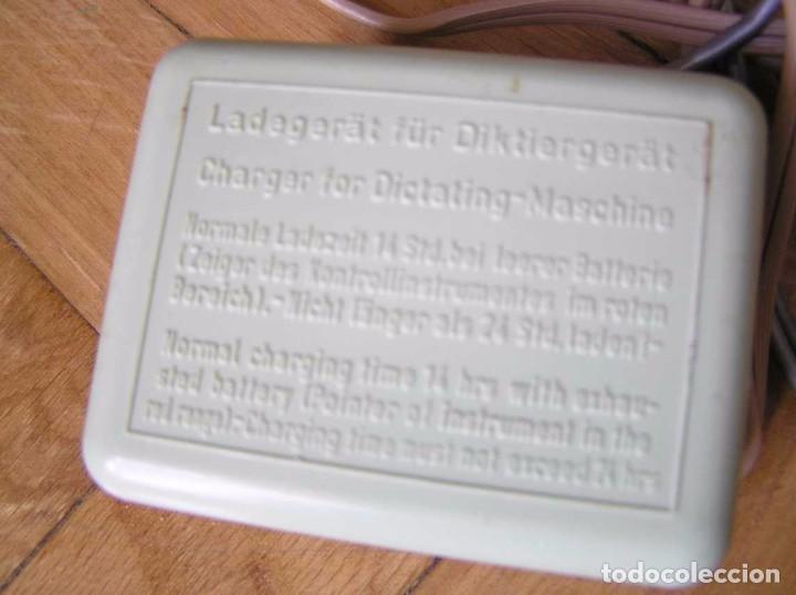 Radios antiguas: DICTAFONO OLYMPIA MADE IN GERMANY EN SU MALETIN - GRABADORA - Foto 62 - 80733418