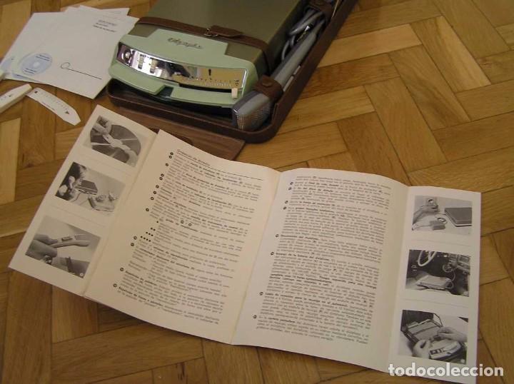 Radios antiguas: DICTAFONO OLYMPIA MADE IN GERMANY EN SU MALETIN - GRABADORA - Foto 97 - 80733418