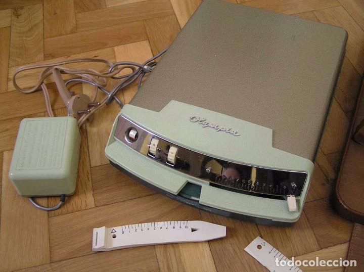 Radios antiguas: DICTAFONO OLYMPIA MADE IN GERMANY EN SU MALETIN - GRABADORA - Foto 101 - 80733418