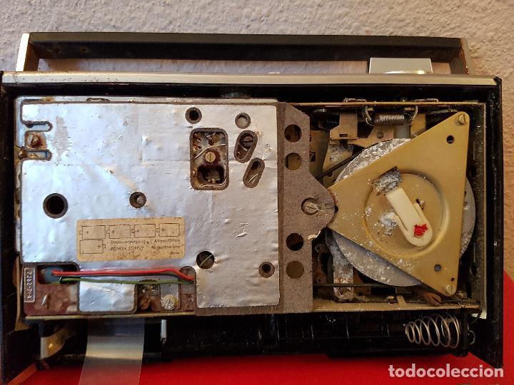 Radios antiguas: APARATO REPRODUCTOR CASSETTE TIPO RADIO ANTIGUA GRUNDIG C 200 SL C200SL AUTOMATIC - Foto 6 - 80781874