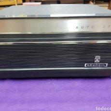 Radios antiguas: GRUNDIG AUTOMATIC DE LUXE. Lote 82275374