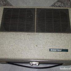 Radios antiguas: TOCADISCOS CONVER COSMO. Lote 82286016