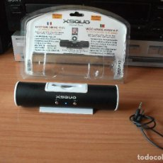Radios antiguas: EQUIPO MICRO HIFI / COMPATIBLE CON IPOP ,MP3, MP4, MOVILE PEPETO ELECTRONICA VER FOTOS Y VIDEO . Lote 82477352