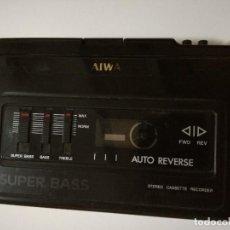 Radios antiguas: WALKMAN GRABADORA - AIWA HS-F150. Lote 194880877