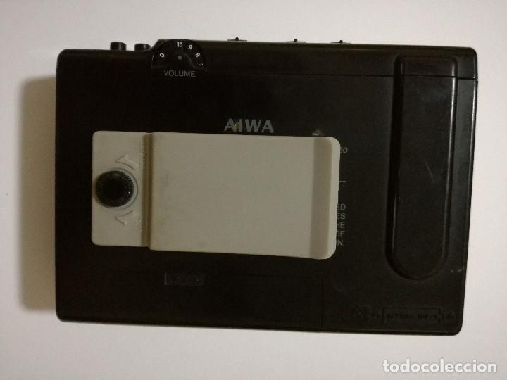 Radios antiguas: WALKMAN GRABADORA - AIWA HS-F150 - Foto 2 - 194880877