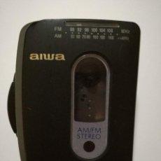 Radios antiguas: WALKMAN - AIWA TA133. Lote 82652104