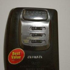 Radios antiguas: WALKMAN AIWA HS-TA223. Lote 82662116