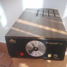Radios antiguas: COSMO H7900. QUADRAPHONIC ADAPTOR. ADAPTADOR CUADRAFONICO MADE IN SPAIN INDUSTRIAS COSMO.. Lote 82851124