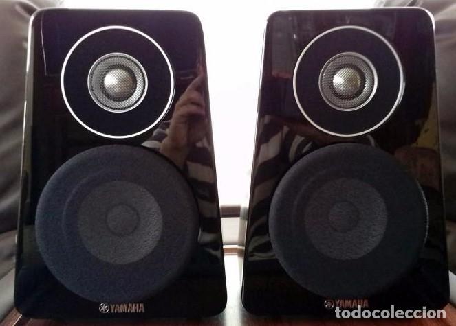 ALTAVOCES 120W / YAMAHA NS B500 (Radios, Gramófonos, Grabadoras y Otros - Transistores, Pick-ups y Otros)