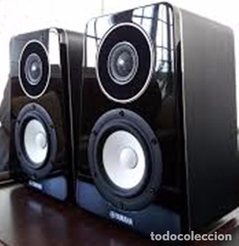 Radios antiguas: ALTAVOCES 120W / YAMAHA NS B500 - Foto 3 - 82945572