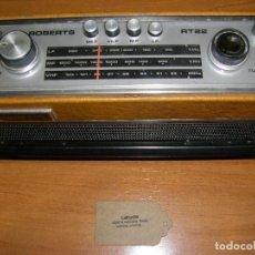 Radios antiguas: RADIO ROBERTS RT22. Lote 83435140