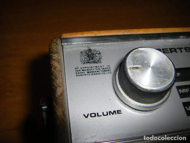 Radios antiguas: Radio Roberts RT22 - Foto 3 - 83435140