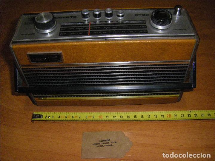 Radios antiguas: Radio Roberts RT22 - Foto 4 - 83435140