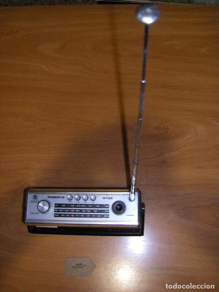 Radios antiguas: Radio Roberts RT22 - Foto 10 - 83435140