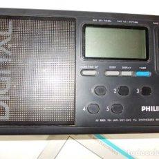 Radios antiguas: RADIO DIGITAL PHILIPS AE 3805. Lote 83468024