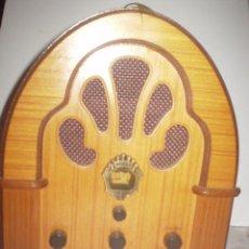 Radios antiguas: MUEBLE DE RADIO. Lote 83538956
