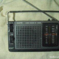 Radios antiguas: SANYO RADIO. Lote 83967904