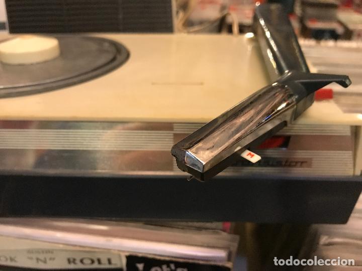 Radios antiguas: Tocadiscos portátil mini tocadiscos Askar - Foto 6 - 84253612