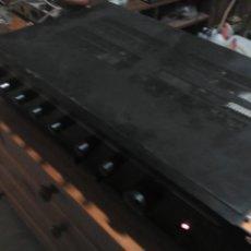 Radios antiguas: AMPLIFICADOR OPTIMUS, NO VALVULAS. Lote 212905922