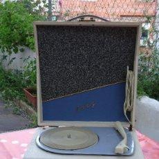 Radios antiguas: TOCADISCOS ODAG SYMPHONIST AÑOS 50, 60 - FUNCIONANDO-. Lote 84451064