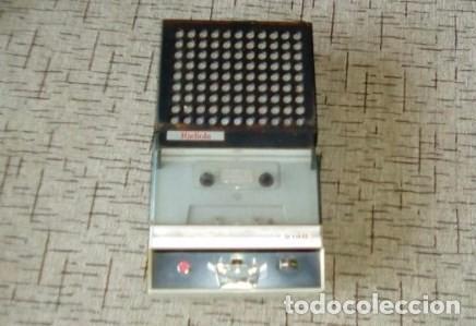 Radios antiguas: CASSETTE REPRODUCTOR RADIOLA-Vintage-Años 70 - Foto 2 - 84528940