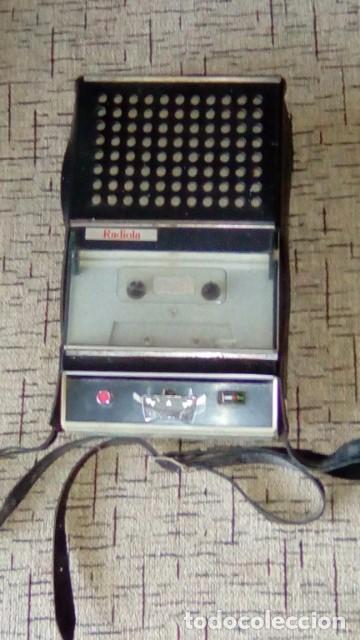 Radios antiguas: CASSETTE REPRODUCTOR RADIOLA-Vintage-Años 70 - Foto 7 - 84528940