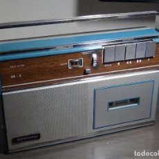 Radios antiguas: REPRODUCTOR CASSETTE TELEFUNKEN C 909 - VER VIDEO -. Lote 84579192