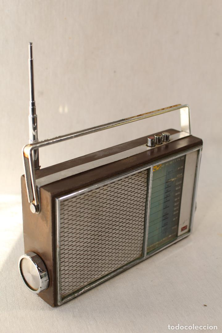 Radios antiguas: radio transistor vanguard RADIO WOODLINE VANGUARD JET - Foto 3 - 84673820