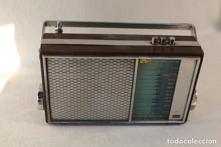 Radios antiguas: radio transistor vanguard RADIO WOODLINE VANGUARD JET - Foto 6 - 84673820