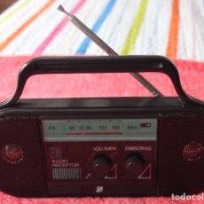 Radios antiguas: RADIO PORTATIL VINTAGE. Lote 84714512