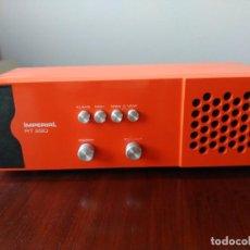 Radios antiguas: RADIO IMPERIAL RT 290. Lote 85107360