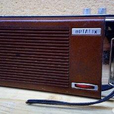 Radios antiguas: RADIO TRANSISTOR MARCA OPTALIX HECHA EN FRANCIA NO FUNCIONA. Lote 85782848
