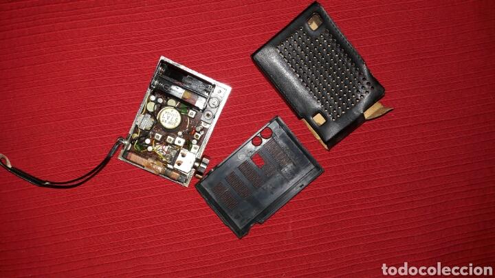 Radios antiguas: Radio transistor - Foto 3 - 103368056