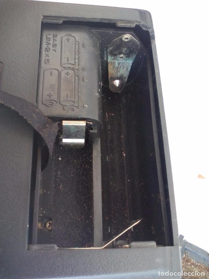 Radios antiguas: Loewe OPTA, optacord 448 co su funda. Reproductor de cintas cassette vintage, años 70. Casete. - Foto 8 - 86142308