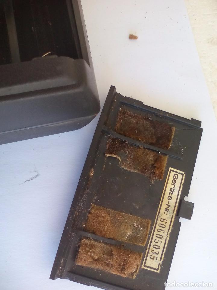 Radios antiguas: Loewe OPTA, optacord 448 co su funda. Reproductor de cintas cassette vintage, años 70. Casete. - Foto 9 - 86142308