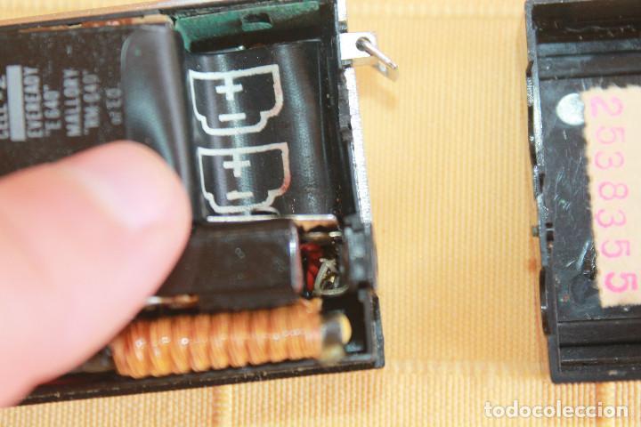 Radios antiguas: Radio miniatura para coleccionista, Standard Radio Corp. Japan, Micronic Ruby SR-H436 en su caja - Foto 5 - 86188300