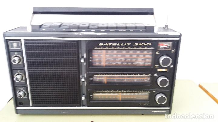 Radios antiguas: RADIO GRUNDIG SATELLIT 2100 - Foto 8 - 57197526