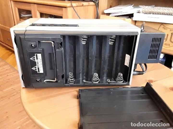 Radios antiguas: CONTEC RADIO TELEVISOR COLOR MODEL KRB - 1542 PORTATIL - Foto 2 - 86646632