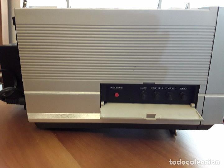 Radios antiguas: CONTEC RADIO TELEVISOR COLOR MODEL KRB - 1542 PORTATIL - Foto 6 - 86646632