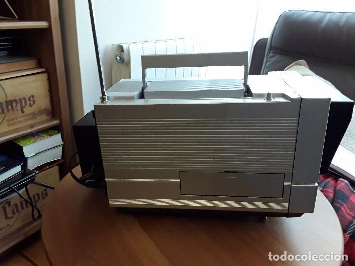 Radios antiguas: CONTEC RADIO TELEVISOR COLOR MODEL KRB - 1542 PORTATIL - Foto 7 - 86646632