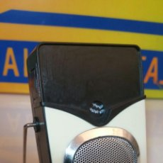 Radios antiguas: RADIO AM-FM-AUX IN. Lote 87069256
