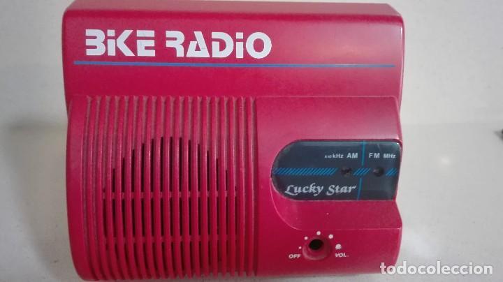 Radios antiguas: LOTE DE TRES RADIOS DE BICICLETA - Foto 10 - 87069688