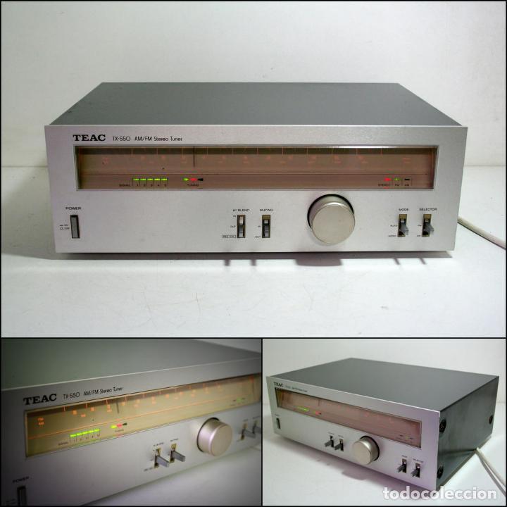 Radio Teac Tx